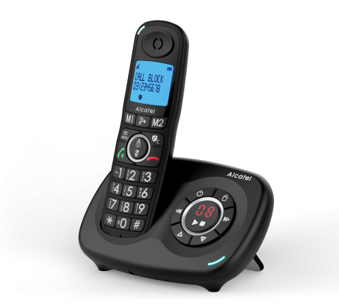 Alcatel XL595B-XL595B Anrufbeantworter - Clevere Call-Block-Funktion - Photo 7