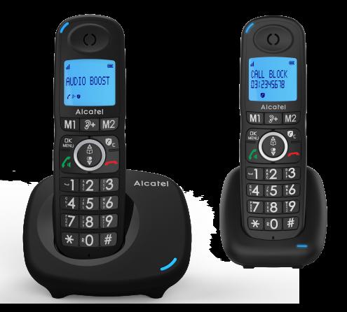 Alcatel XL595B-XL595B Anrufbeantworter - Clevere Call-Block-Funktion - Photo 5