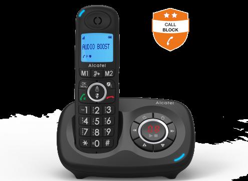 Alcatel XL595B-XL595B Voice-Smart Call Block - Photo 1
