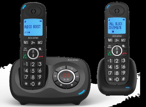 Alcatel XL595B-XL595B Anrufbeantworter - Clevere Call-Block-Funktion - Photo 8