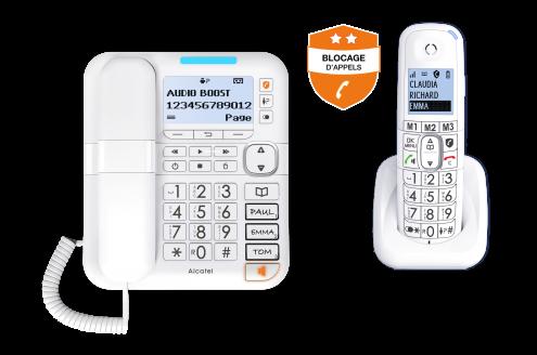 XL785 Combo Voice - Blocage d'appels évolué - Photo 3