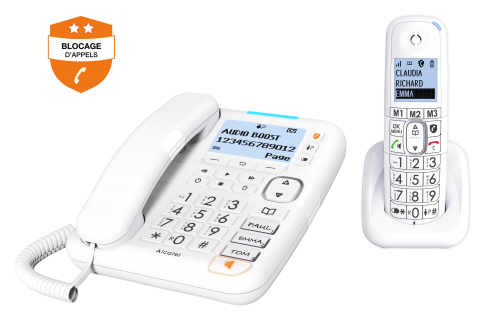 XL785 Combo Voice - Blocage d'appels évolué - Photo 2