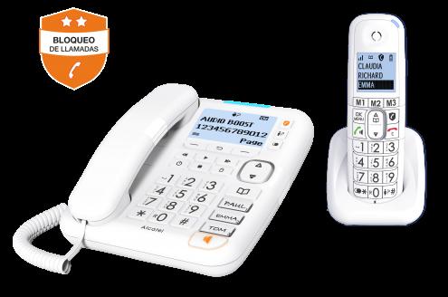 Alcatel XL785 Combo Voice - BLOQUEO INTELIGENTE DE LLAMADAS - Photo 1