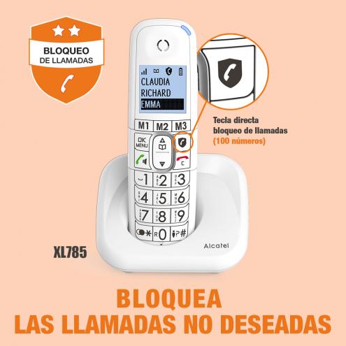 Alcatel XL785 - BLOQUEO INTELIGENTE DE LLAMADAS - Photo 11