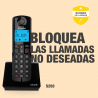 Alcatel S250 con BLOQUEO DE LLAMADAS SIMPLE - Vignette 7